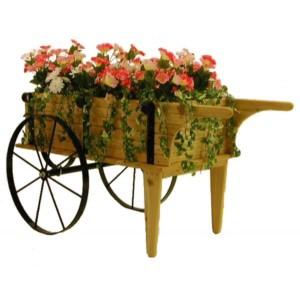 Mini Flower Cart