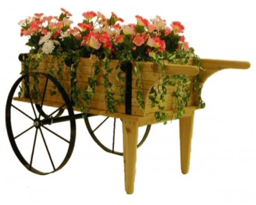 Mini Flower Cart