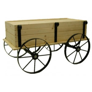 Mini Planter Wagon