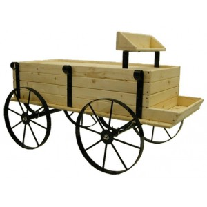 Mini Western Wagon
